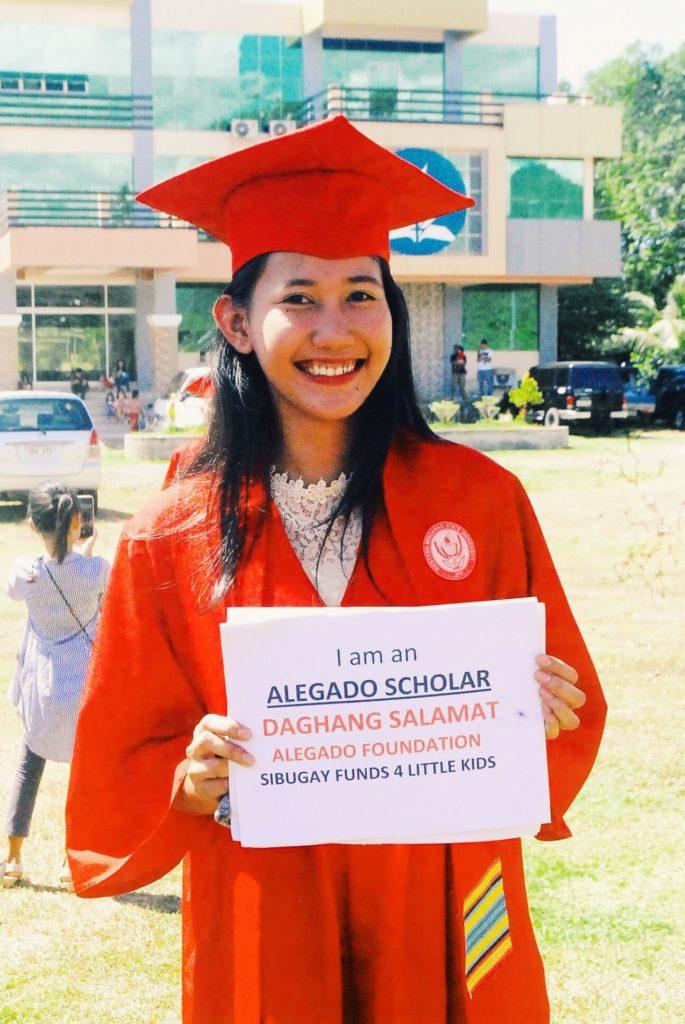 AF Scholar - Nina Dela Pena